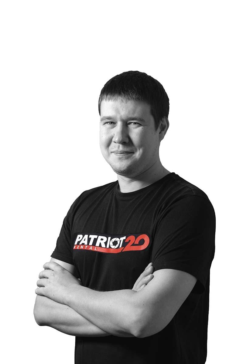 Антон Коваленко